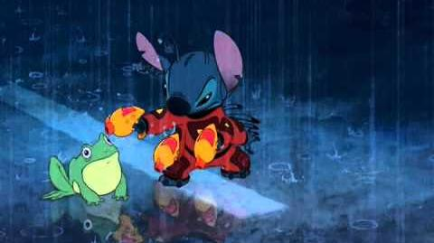 Stitch, Mushu n Genie (Ed, Edd n Eddy)
