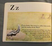 The Furry Animal Alphabet Book (15)