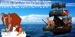 Animal Age Continental Drift poster.png