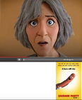 Aunt May (2018) Hates Sausage Party (2016)