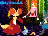 All Just Dancers as Pokemon Trainers