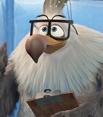 Glenn (The Angry Birds Movie 2)