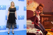 Janice Templeton (Voiced by Lisa Kudrow)