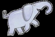 Max the Elephant Calf