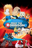Meet the Robinson Wild Animals Poster