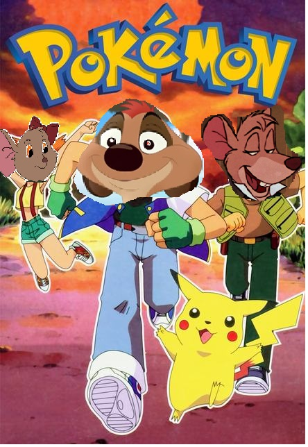 Pokemon (397Movies Animal Style)