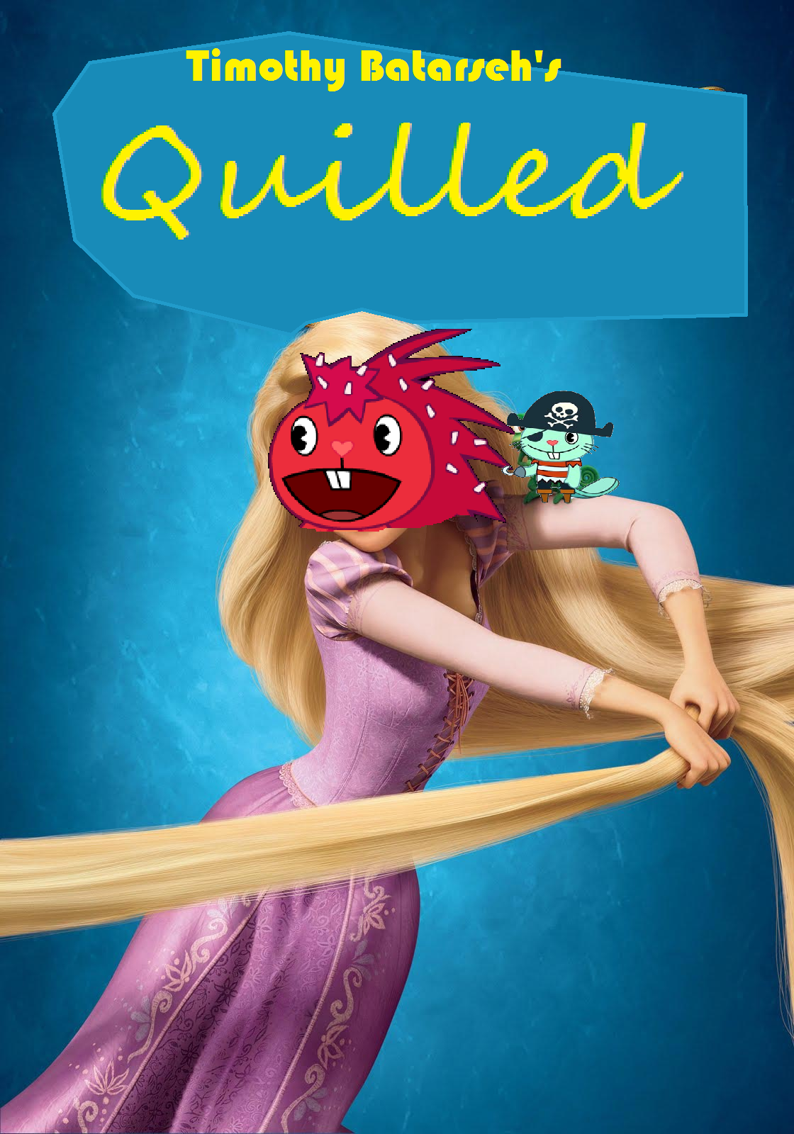 Quilled (Tangled)
