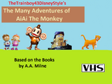 The Many Adventures of AiAi the Monkey