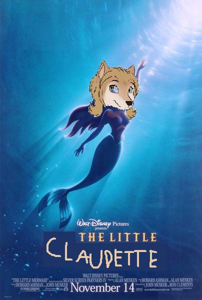 The Little Claudette Trilogy