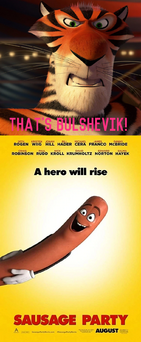 Vitaly Hates Sausage Party (2016)