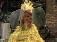 0393 Big Bird as Snuffy