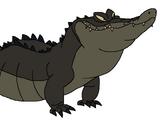 Axel the Alligator