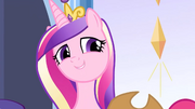 Cadance teasing 'do you know him ' EG.png