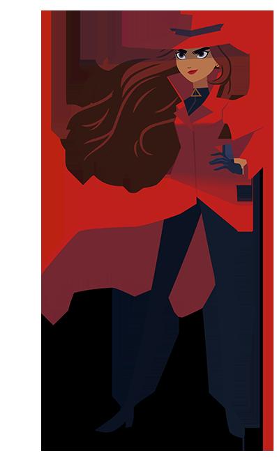 Carmen Sandiego (Sly Cooper)