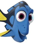 Dory in Disney Infinity 3.0.