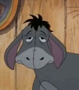Eeyore in Pooh's Grand Adventure The Search for Christopher Robin