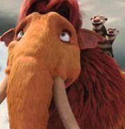 Ellie the Mammoth