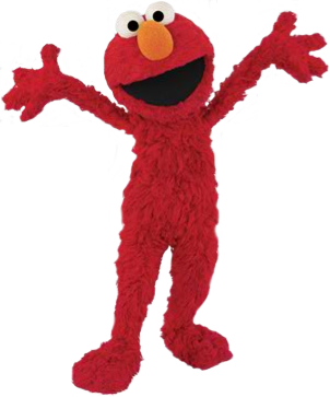 Elmo's Big Shapes
