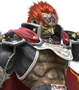 Ganondorf in Super Smash Bros. Ultimate