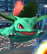 Ivysaur in Super Smash Bros. Brawl