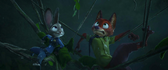 Judy and nick sees a tree comes down 2