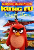 Kung Fu Angry Bird Poster