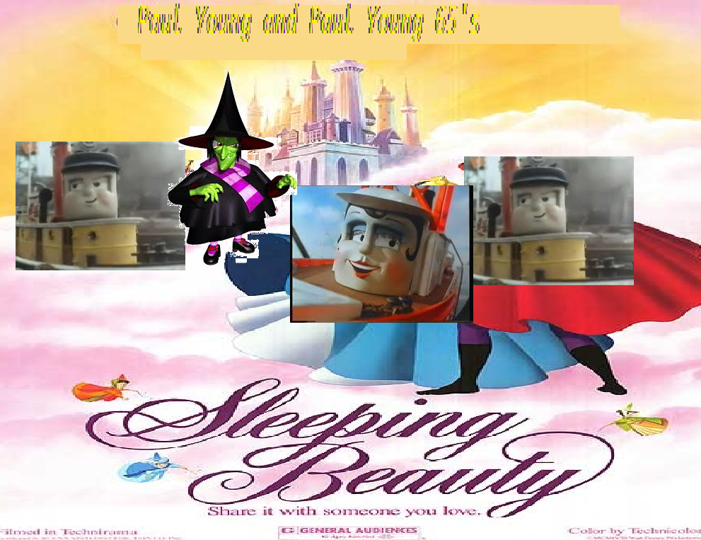 Sleeping Beauty (Paul Young and Paul Young 65's Style)