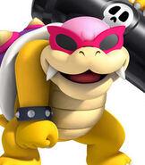 Roy Koopa in New Super Mario Bros. U