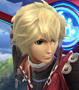 Shulk in Super Smash Bros. for Wii-U and 3DS