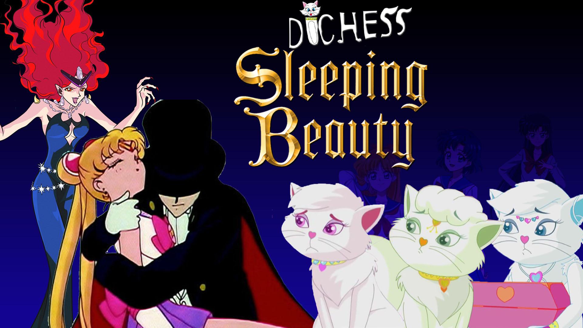 Sleeping Beauty (Duchess Style)