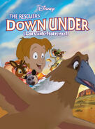 The Rescuers Down Under (Davidchannel) Poster