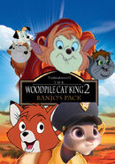 The Woodpile Cat King 2 Banjo's Pack Poster