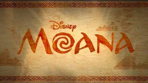 """Moana"" (Jasmine) Trailer"