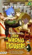 Big Bear & Cornelius in The Wrong Trousers Poster