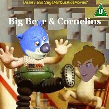 Big Bear & Cornelius in The Wrong Trousers Poster.JPG