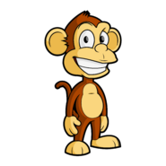 Cartoon-monkey-free