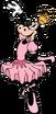 Clarabelle-cow-ballerina