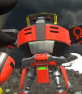 E-123 Omega in Sonic Forces