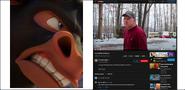 Ferdinand vs Psycho Dad