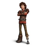 Hiccup dragons 2015