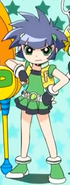 I hate skirts - Powered Buttercup