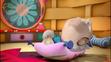 Keia sleeping