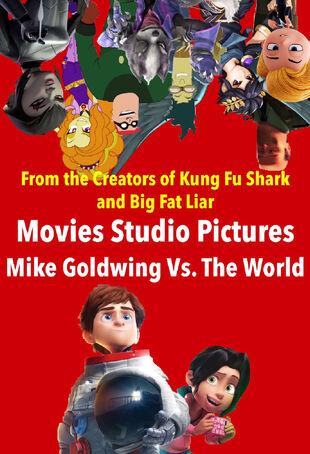 Mike Goldwing Vs. The World (2010) Poster.jpg