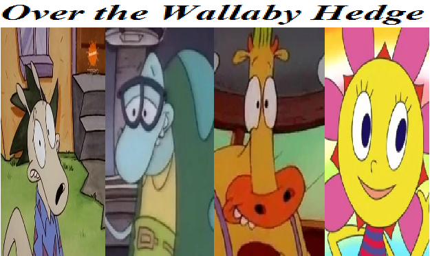 Over the Wallaby Hedge (TheLastDreamworksToon Style)