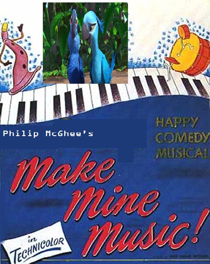 Make Mine Music (BrittalCroftFan Style)