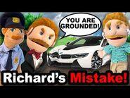 SML Movie- Richard's Mistake!