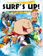 SU (NR1GLA Style) Poster