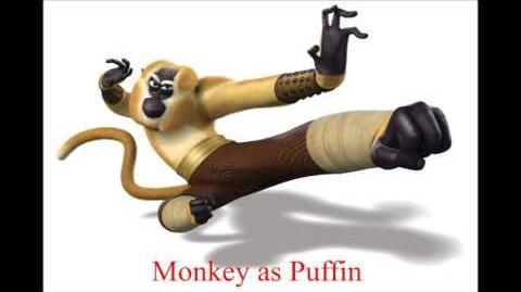 The Monkey Princess