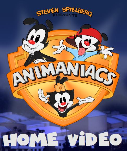 Animaniacs Home Video