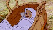 Baby Mowgli